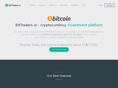 Screenshot bittraders