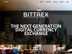 Screenshot bittrex