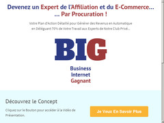 big business internet gagnant
