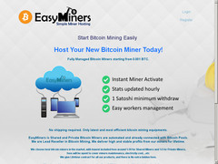Screenshot easyminers
