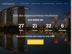 Screenshot cashconnect
