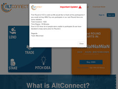Screenshot altconnect