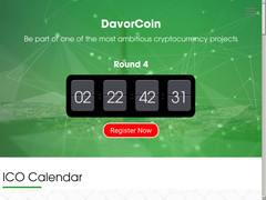 Screenshot davorcoin