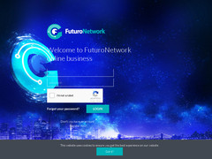 Screenshot futuronetwork