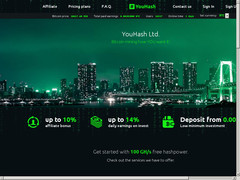 Screenshot .youhash