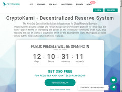 Screenshot cryptokami