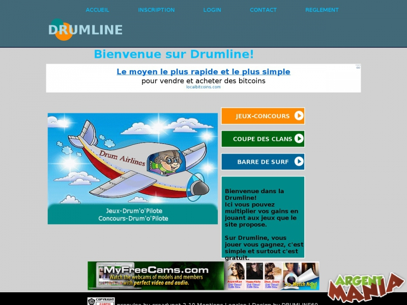 Screenshot drumline-fun
