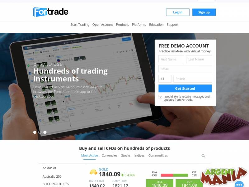 Comparatif plateforme trading forex