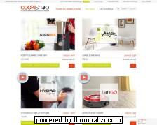 cookishop avis site de ventes priv es leader pour la maison et la. Black Bedroom Furniture Sets. Home Design Ideas