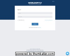 Screenshot worldopoly