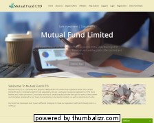 Screenshot mutualfundltd