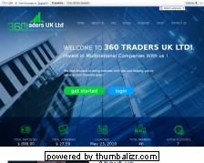 Screenshot 360tradersuk