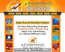 advertising for success