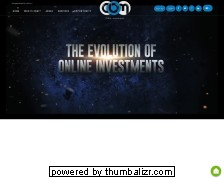 Screenshot cbm company