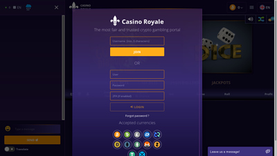 Screenshot casino royale