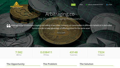 Screenshot arbitraging