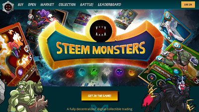 Screenshot steemmonsters