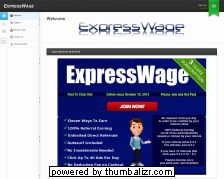 Screenshot expresswage