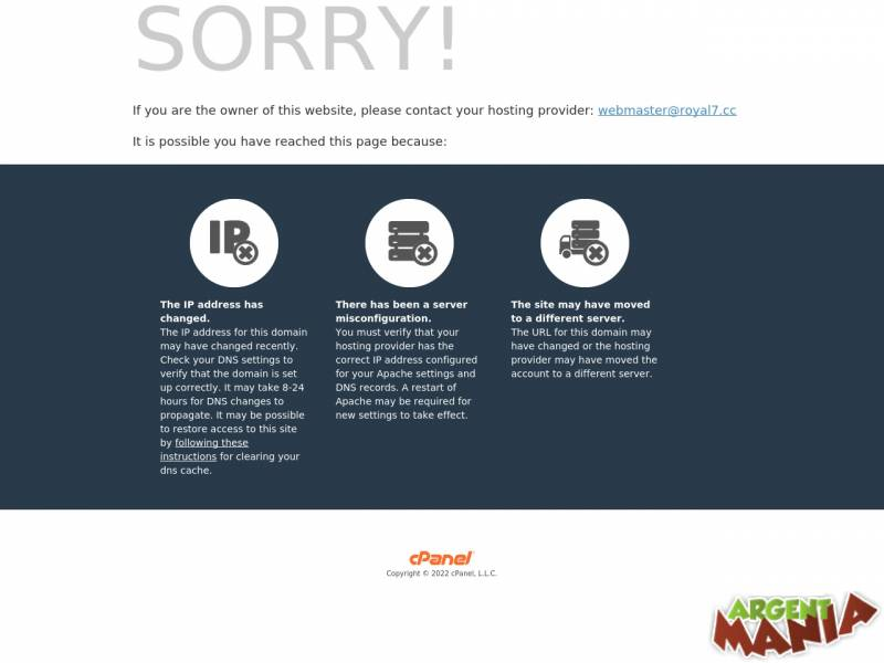 Screenshot Royal7