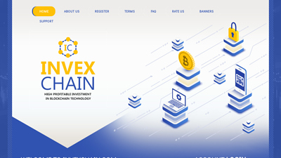 Screenshot invexchain