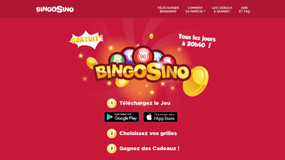 Screenshot bingosino
