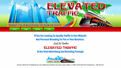 elevated traffic
