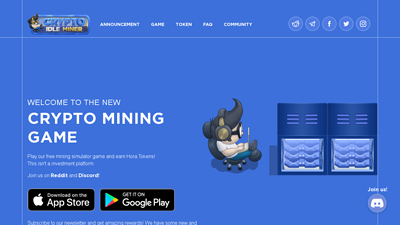 Screenshot Crypto idle miner - bitcoin tycoon