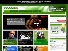 Screenshot Unibet