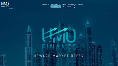 Screenshot umo finance