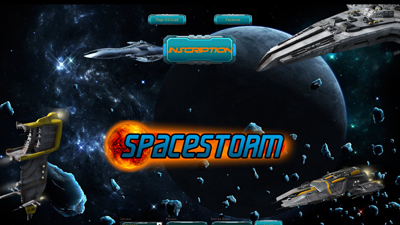 Screenshot spacestorm