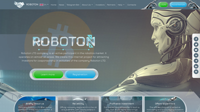 Screenshot roboton