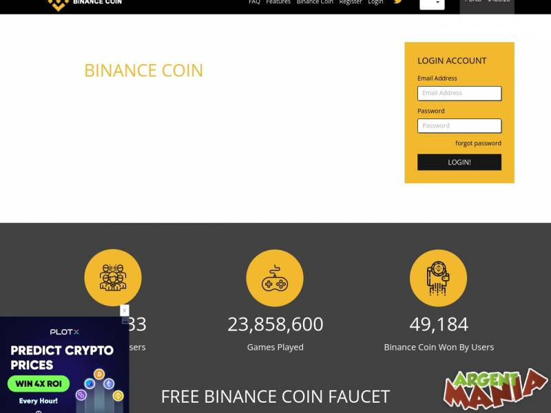 freebinancecoin