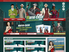 Screenshot mafia-cash