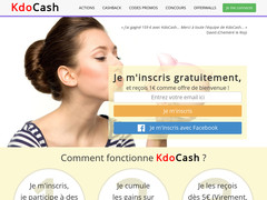 Screenshot kdocash