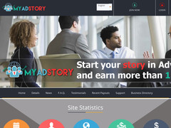Screenshot myadstory