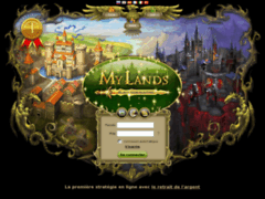Screenshot mylands