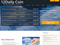 Screenshot 12dailycoin