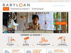 Screenshot Babyloan
