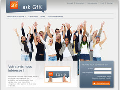 Screenshot ask gfk (France)