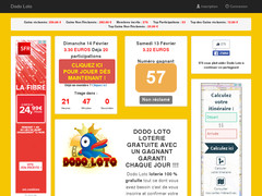 Screenshot dodo loto
