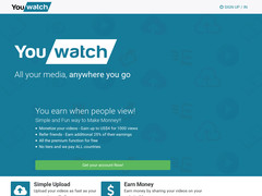 Screenshot youwatch