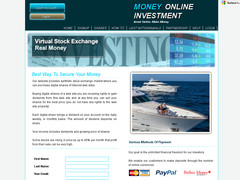 Screenshot money online investment
