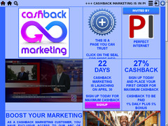 cash back marketing
