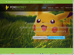 Screenshot pokemoney
