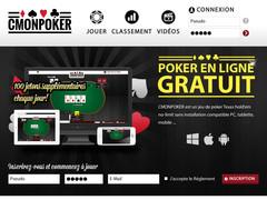 cmonpoker avis site de poker 100 gratuit et ch ques cadeaux ga. Black Bedroom Furniture Sets. Home Design Ideas