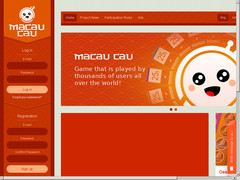 Screenshot macaucau