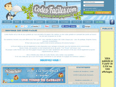 Screenshot codes-faciles