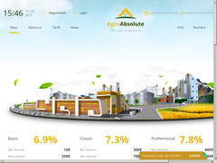 Screenshot agroabsolute