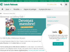 lottery club (loterie nationale)
