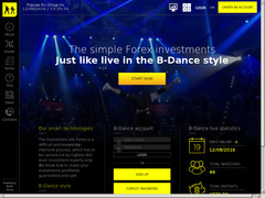 Screenshot b-dance